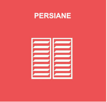 Persiane Monza e Brianza